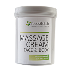 Massage Cream Face&Body